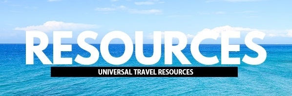 travel resources - universal
